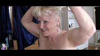 sunprono Two Grannies and man have sex