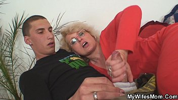 xhamaster Wife finds him fucking mom in law and gets insane