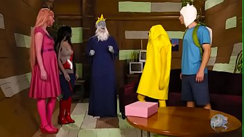 familypornhd adventure time parody