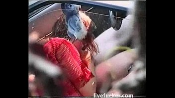penelopa77 Spy cam on horny couple having sex in their car