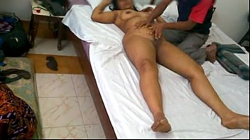 pornktube com Indian MILF Mona Bhabhi Massage With Room Service And Fucked