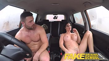 hamsterxx Fake Driving School lucky young lad seduced by his busty milf examiner