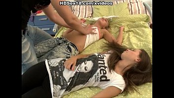 incestgames Two young girls fucking first time