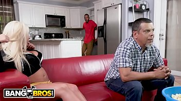 gaymaletube BANGBROS - Brandi Bae Loves Her Father&rsquos Hung Black Friends
