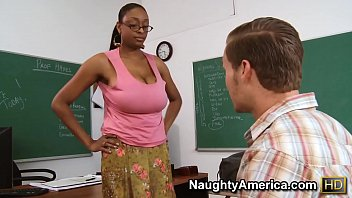 porntub Naughty America - Find Your Fantasy Teacher Carmen Hayes fucking in the desk with her big ass
