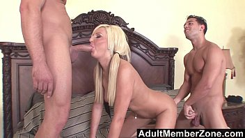katestube AdultMemberZone - Young Kendra Fucked by 2 Studs