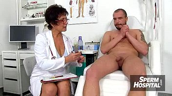 atk models CFNM handjob at hospital feat stockings lady Danielle