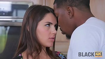 BLACK4K Black repairman can satisfy sexual needs of white chick