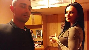 fullxmoon MILF Couplema my crazy girlfriend when drinking playing pool