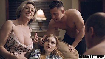 pormhub PURE TABOO Step-Parents & Step-Bro Wee New Sister to Perv Family