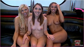 xxxvedo GIRLS GONE WILD - Young Lesbians Experience Threesome For The First Time