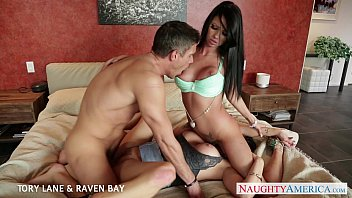perfectgirls Brtes Tory Lane and Raven Bay gets facialized