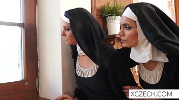 xxtube Crazy bizzare porn with catholic nuns and the monster