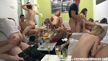 brazzres Homemade Group Swingers Orgy
