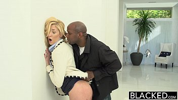 divinebitches BLACKED 2 Big Black Dicks for Rich White Girl