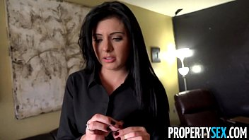 hitfat com PropertySex - Pretty real estate agent with southern accent fucks her client