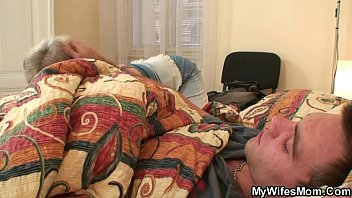 hotfallingdevil His wife finds him banging mother-in-law