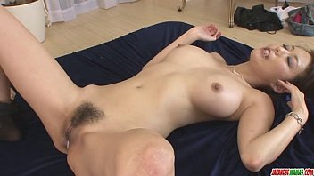 xxxyes Creampied In Both Holes After Akari Asagiris Threesome