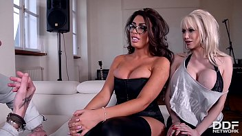 pascalssubsluts Rhythmic Exercises - Two Busty Babes Get Fucked by Music Teacher