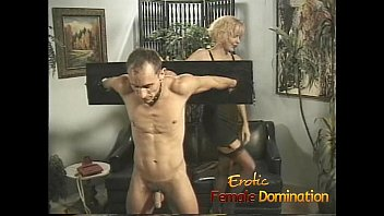 derpexion Busty milfs play with a skinny loser in the dungeon-6