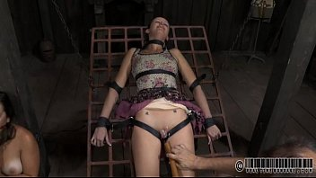 purnhub Gagged and bounded for torment