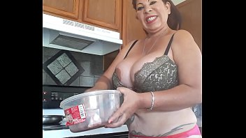 indiansexxxx Cooking in tanga