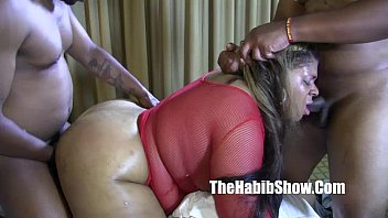 xxxes Redwater BBW gangbanged by hennessey and dshot 2