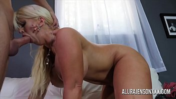 pornohup Big tit cougar Alura Jenson loves fucking younger men