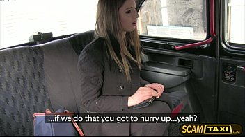 Super hottie Stella gets fucked hard in the backseat for a discount