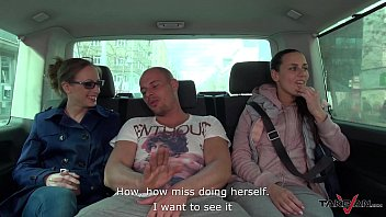 porndroids com Takevan Young secretary takes ride with Mea Melone and get fucked hard