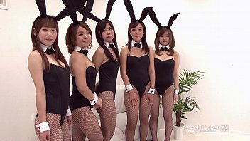 hentsi 41Ticket - Japanese Bunny Orgy &lparUncensored JAV&rpar