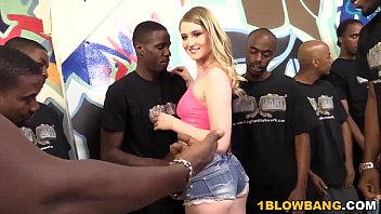 sexegypt Summer Carter Gets Banged By A Group Of Black Men