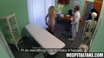 xnxx2 com Amateur blonde patient getting fucked by a fast surgery deal with the doctor 72