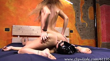 older4me Lesbian Facesiting and Domination by Cherie