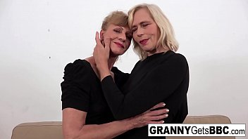 jk     A couple of horny grannies get fucked in the ass by BBC