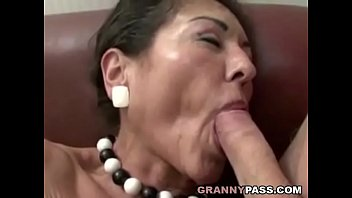 sexividio Hairy Granny Gets Cum On Her Hairy Pussy