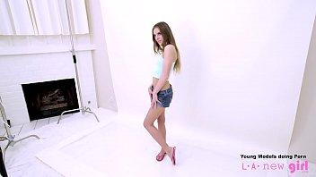 fellucia Teen fucked at photoshoot casting audition