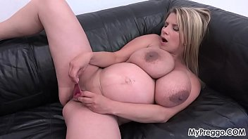 streamporn Pregnant Katerina Fucks Herself with Her New Vibrator