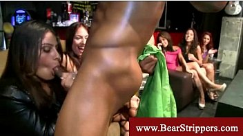 sweetlittleme018 Anxious girls stare at a black cock