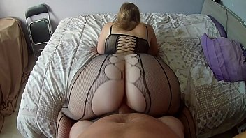 pornoub Lingerie very sexy for Nini Divine who makes me a reverse cowgirl unimaginable with his big round ass